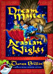 Dream Master Arabian Nights book cover