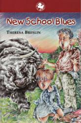 New School Blues book jacket
