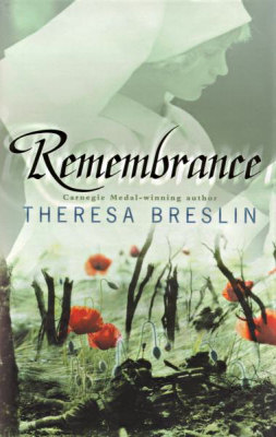 Remembrance book jacket