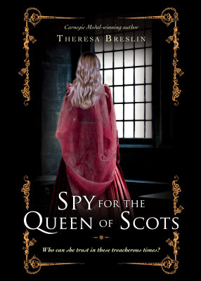 Cover of Spy for the Queen of Scots